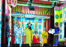 suan tempeltlu för ceremoni Fotografering för Bildbyråer