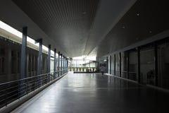 Suandok SkyWalk, τρόπος περιπάτων μεταξύ του κτηρίου χώρων στάθμευσης πάρκων Suandok Στοκ Φωτογραφίες