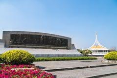 Suanluang RAMA 9 δημόσιο πάρκο, Μπανγκόκ, Ταϊλάνδη Στοκ Εικόνες