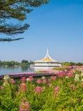 Suanluang RAMA 9 δημόσιο πάρκο, Μπανγκόκ, Ταϊλάνδη Στοκ Φωτογραφίες