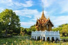 Suanluang rama9 στη Μπανγκόκ, Ταϊλάνδη Στοκ Εικόνες