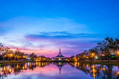 Suanluang Rama 9 Stockbild