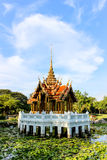 Suanluang rama9 in Bangkok, Thailand. Royalty Free Stock Images