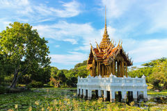 Suanluang rama9 in Bangkok, Thailand. Stock Photo