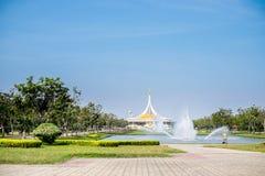 Suanluang RAMA IX公园 图库摄影