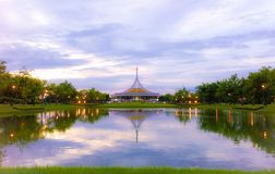 Suanluang rama IX Stock Photography