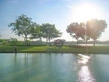 Suanluang RAMA IX openbaar park Royalty-vrije Stock Foto