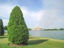 Suanluang RAMA IX Openbaar Park, Thailand Royalty-vrije Stock Fotografie