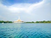 Suanluang RAMA IX Openbaar Park, Thailand Royalty-vrije Stock Afbeeldingen