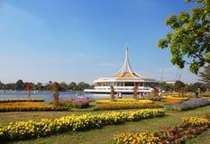 Suanluang RAMA IX, parco di re Rama IX Immagini Stock