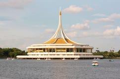 Suanluang RAMA IX, parco di re Rama IX Fotografia Stock Libera da Diritti