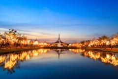 Suanluang RAMA IX Park Stock Photo
