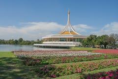 Suanluang RAMA IX Public Park and botanical garden. Stock Image