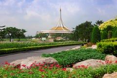 Suanluang RAMA IX Public Park and botanical garden,the largest i Stock Photos