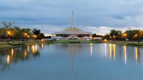 Suanluang Rama 9 public park Stock Images