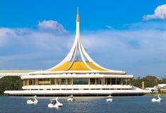 Suanluang Rama 9 Suanluang Rama IX le parc public et le plus grand jardin botanique à Bangkok thailand Photographie stock libre de droits