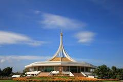 Suanluang Rama 9: Tajlandia ` s ogród kwiaty Obraz Royalty Free