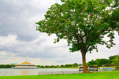 Suanluangrama9 Royaltyfri Bild