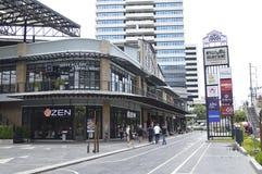 Suanplern市场曼谷 免版税库存图片
