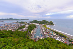 Suao Harbor in Ilan, Taiwan Stock Photography