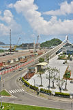 Suao port in Taiwan Royalty Free Stock Images