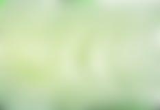 Suavemente fondo abstracto coloreado verde Imagen de archivo libre de regalías