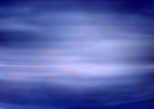Suavidad azul abstracta del fondo borrosa libre illustration