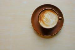 Suavidad condimentada café Imagen de archivo libre de regalías