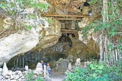 Suaya洞穴 库存图片