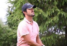 Suazo Gonzales a golf Prevens Trpohee 2009 Immagini Stock