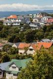 Subúrbio de Wellington Imagem de Stock Royalty Free