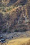 Subúrbios de Jaipur fotografia de stock