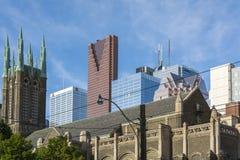 Subúrbios de Toronto Imagens de Stock