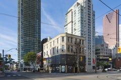 Subúrbios de Toronto Fotografia de Stock