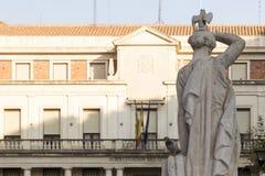 Sub-delegação do governo do ³ n de Castellà Foto de Stock