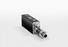 Sub Ohm Vape ECig and Battery Stock Photography