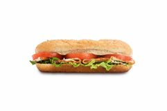 Sub sandwich Stock Photo