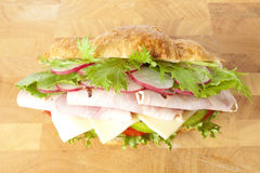 Sub sandwich Royalty Free Stock Photography