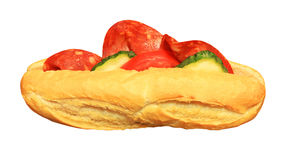Sub sandwich Stock Images