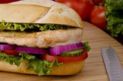 Sub sandwich Stock Image