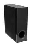 Sub woofer Royalty Free Stock Photos