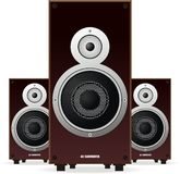 Sub woofer speakers Stock Images