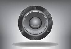 Sub-woofer Royalty Free Stock Image