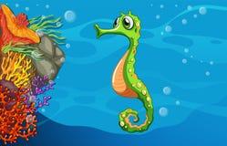 Subaquático Foto de Stock