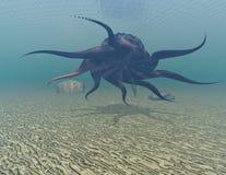 Subaquático Imagem de Stock Royalty Free