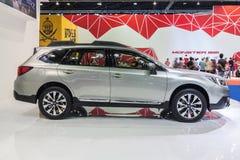 Subaru à l'intérieur 2015 Image stock