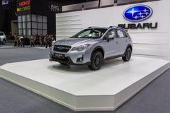Subaru на экспо 2016 мотора Таиланда международном Стоковое Изображение RF