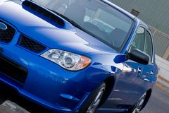 Subaru Royalty Free Stock Photos