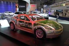 Subaru on 64rd IAA Stock Photography