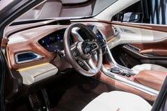 Subaru Ascent concept shown at the New York International Auto S Stock Photo